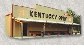 Kentucky Lake Cowboy Church meets Sunday Mornin' at 10:30 inside the Kentucky Opry Building